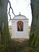 Kaplička u Vazačky - 7.11.2012