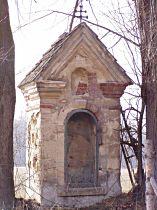 Kapelle vor der Reparatur, 14.3.2004