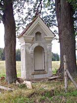 Reparatur der Kapelle, 6.8.2005