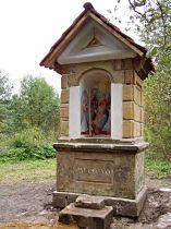 Kapelle am Teich Brnišťský rybník - 2.10.2004