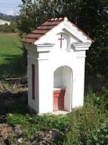 Kaplička jižně od osady - 2009