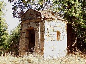 Kapelle vor der Reparatur, 2005