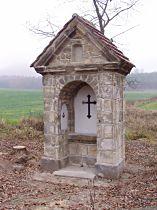 Kapelle unter dem Bahndamm - 12.11.2005
