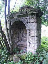 Kapelle vor der Reparatur, 14.8.2005