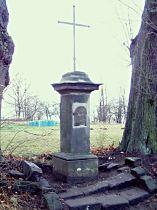 Kříž v osadě - 6.12.2003
