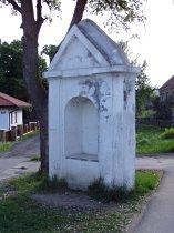 Kapelle vor der Reparatur.
