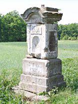 Kreuz vor der Zerstörung, 25.5.2003