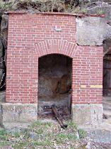 Stav kaple před opravou, 18.4.2004