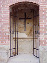 Vnitřek kapličky po opravě, 19.11.2005