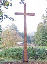 Reparatur des Kreuzes, 5.10.2005