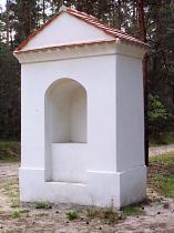 Bílá kaple - podzim 2012