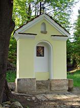 Kaplička Nejsvětější Trojice - 25.5.2005