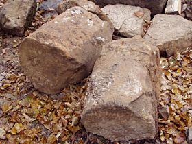 Reparatur der Kapelle, 21.10.2004