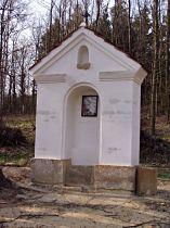 Reparatur der Kapelle, 14.4.2005