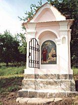 Kaple sv. Trojice - květen 2002