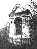 Kaple sv. Trojice před opravou