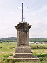 Kříž na návrší Křížek - 25.5.2005