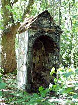 Kapelle vor der Reparatur, 25.5.2003