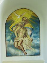 Bild in Kapelle, 16.5.2005
