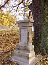 Kříž na Lískovém vršku - 25.10.2005