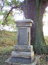 Kříž po sestavení, 6.10.2005
