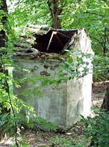 Kapelle vor der Reparatur, 1.6.2003