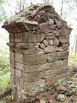 kaple před opravou, 5.10.2003