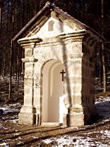 Reparierte Kapelle, 7.12.2003