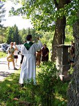 Posvěcení kříže, 28.5.2005