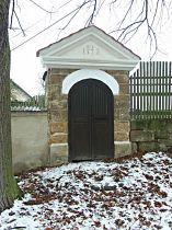 Kaplička sv. Floriána - 23.12.2004