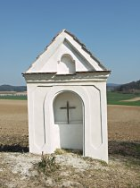 Reparierte Kapelle, 1.4.2007