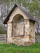 Kapelle vor der Reparatur, 25.4.2004