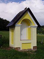 Reparierte Kapelle, 6.8.2005