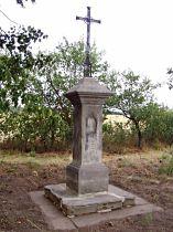 opravený kříž, 12.8.2004