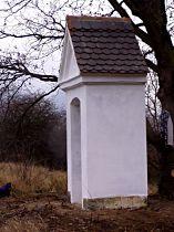 Kaplička nad Loubským dolem - 16.11.2004