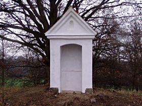 opravená kaplička, 16.11.2004