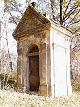 stav kaple před opravou, 28.10.2003