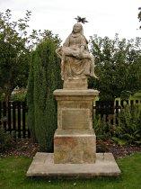 Pieta-Statue - September 2007