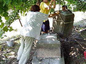 Zvedání soklu - 9.8.2003