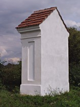 Reparierte Kapelle