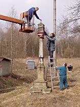 Sejmutí hlavice - 19.3.2004