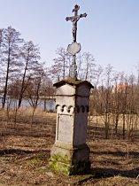 Kreuz vor der Reparatur