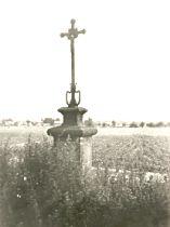 Kreuz vor der Zerstörung