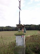 Reparatur des Kreuzes, 30.9.2005