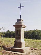 Kreuz am Weg nach Drchlava - 9.10.2005