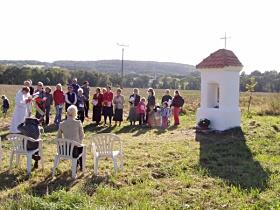 Slavnostní požehnání, 13.9.2008