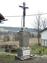 Renovovaný kříž