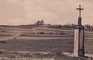 Historický obrázek kříže