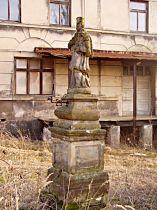 Stav sochy před renovací - 16.3.2003