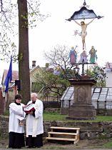 Svěcení Palmeho kříže